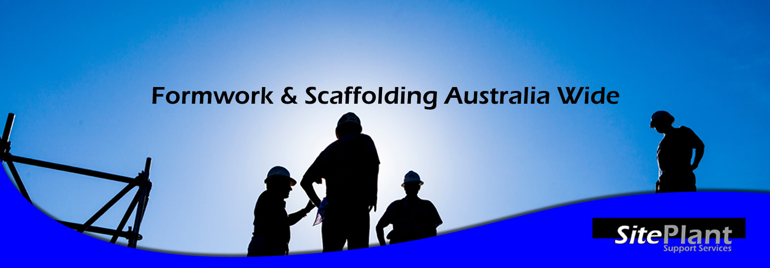 SitePlant caters for Australia and New Zealand, and specializes in all types of  Formwork and scaffolding sales,  we are Formwork and Scaffold Suppliers and have formwork and Scaffolding systems available, we also handle Plant and Machinery sales,  safety screens and site equipment